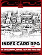 INDEX CARD RPG Vol. 1