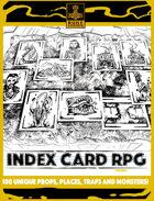 INDEX CARD RPG Vol. 2