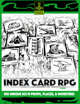 INDEX CARD RPG Vol. 3