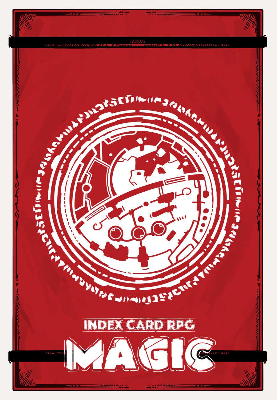 ICRPG MAGIC