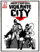 ICRPG Vigilante City