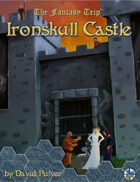 Ironskull Castle (The Fantasy Trip)