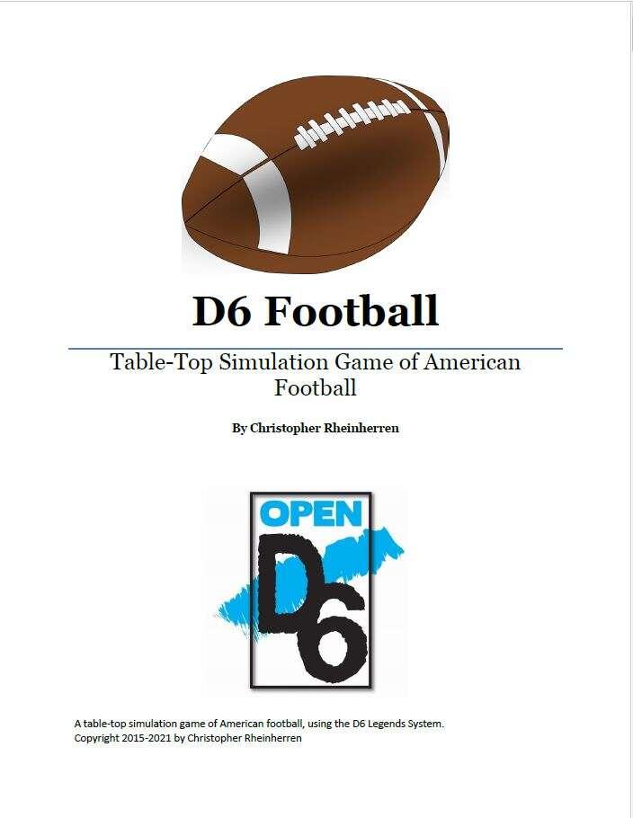 D6 Football