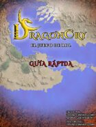 DragonCry. Guía rápida