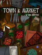Town & Market Tokens