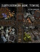 Subterranean Mine Tokens
