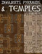 Ziggurats, Pyramids, & Temples