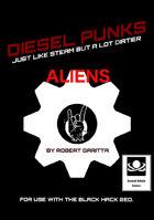 Diesel Punks: Aliens 1