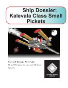 Ship Dossier: Kalevala Class Small Pickets