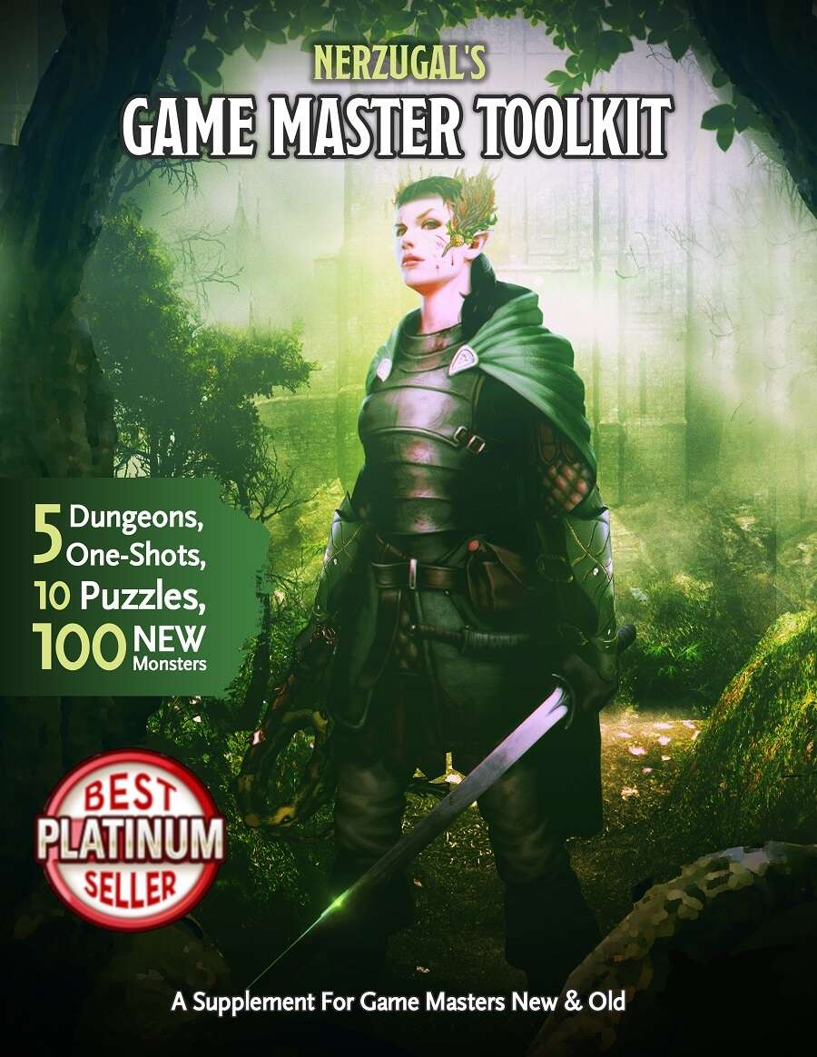 Nerzugal's Game Master Toolkit