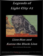 Legends of Light City #1