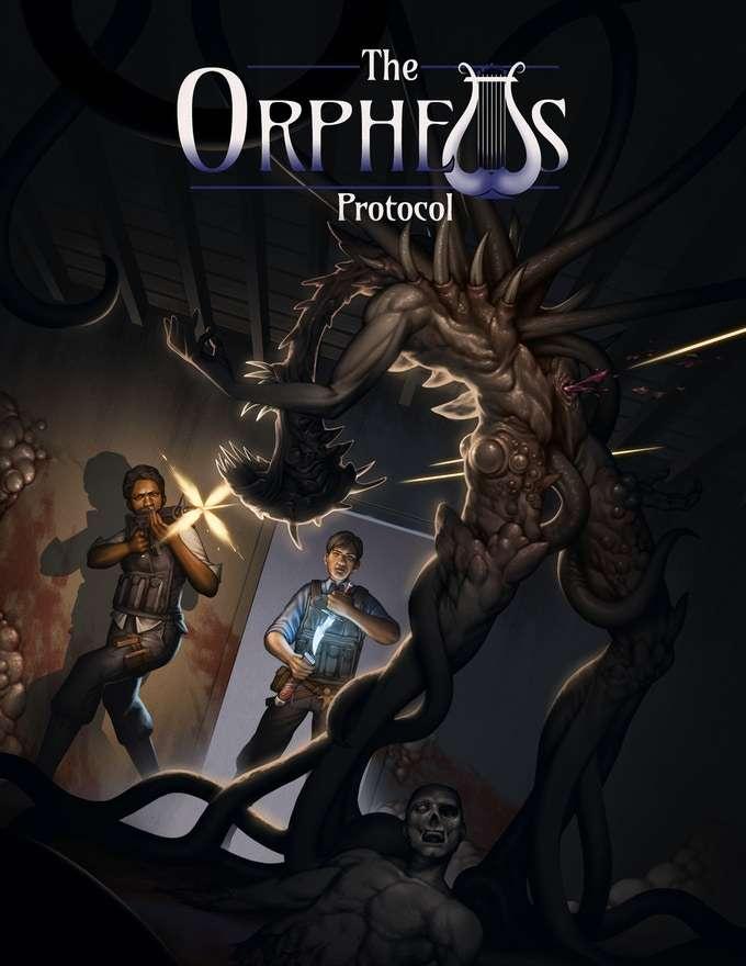 ORPHEUS Protocol - Playtest - Third Act Publishing