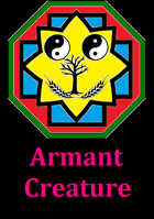 Psychic Armant Creature