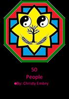 50 people