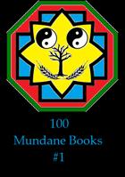 100 Mundane Books #1