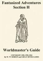 Fantasized Adventures - Worldmaster's Guide