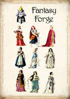 Female Characters 1