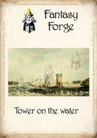 Tower on the water