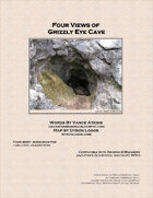 Four Views of Grizzly Eye Cave