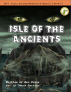 Isle of the Ancients 5E
