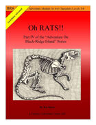 BR 4: Oh Rats!