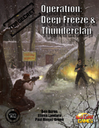 Operation: Deep Freeze - A Top Secret NWO Mission