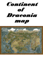 Map of Draconia