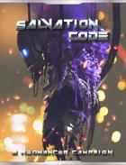 The Salvation Code - A Neomancer Campaign