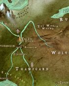 Ice Kingdoms Map