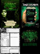 Axon Punk: Overdrive - PDF Game Bundle [BUNDLE]