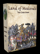 Land of Medievals The Card Game