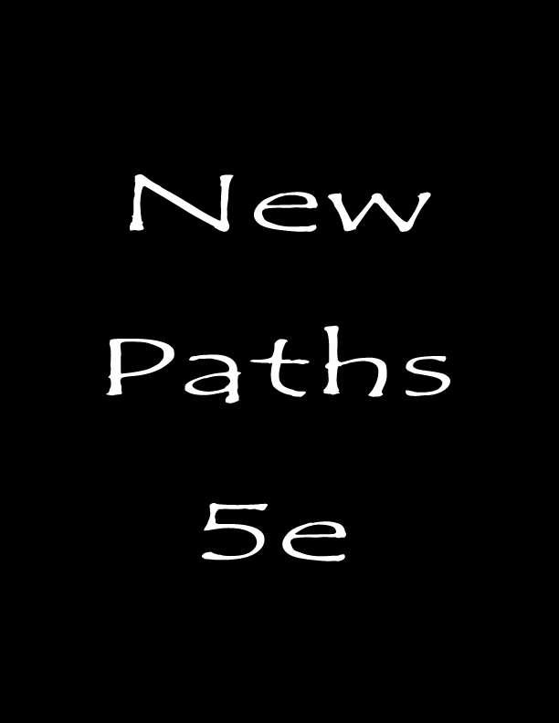 New Paths 5e - RPG Fantasy Graphics | Medieval | DriveThruRPG com