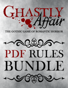 Ghastly Affair PDF Rules [BUNDLE]