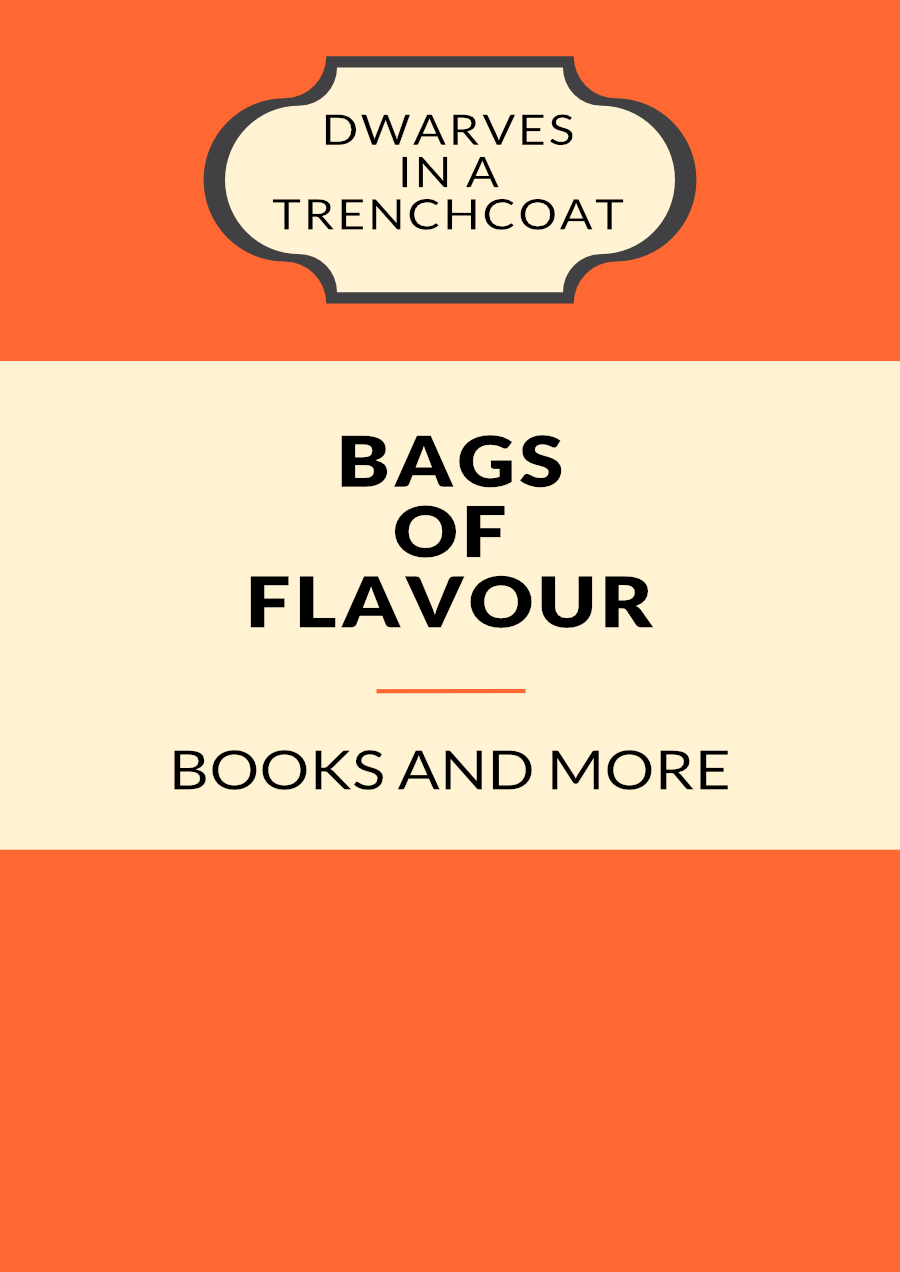 Bags of Flavour: Books