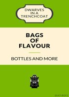 Bags of Flavour Bottles cover