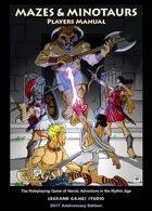 Mazes & Minotaurs Players Manual