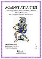 Against Atlantis!  (Mazes & Minotaurs)