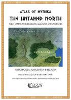 Atlas of Mythika: The Untamed North