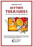 Mythic Treasures (Mazes & Minotaurs)