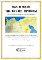 Atlas of Mythika: The Desert Kingdom