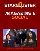StarCluster 4 - Magazine 1: Social
