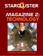 StarCluster 4 - Magazine 2: Technology