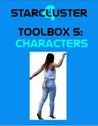 Starcluster 4 - Toolbox 5: Characters