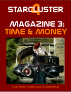 StarCluster 4 - Magazine 3: Time And Money