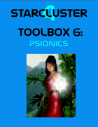 Starcluster 4 - Toolbox 6: Characters
