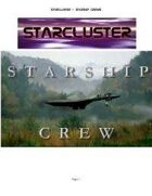 StarCluster 2 Guide to Starship Crew