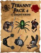 Ddraig Goch's Tyranny Pack 4