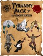 Ddraig Goch's Tyranny Pack 7