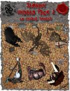 Ddraig Goch's Samhain Undead Pack 1