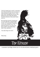 The Kitsune